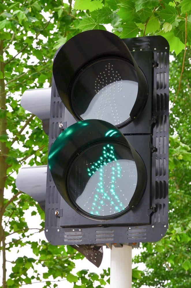 Nuevos semáforos LED