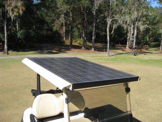Solar_Golf_Cart