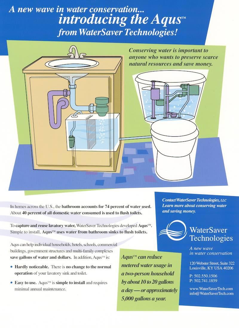 Lavabo Recicla Agua.Aqus System Sistema Para Reciclaje De Agua Domestica