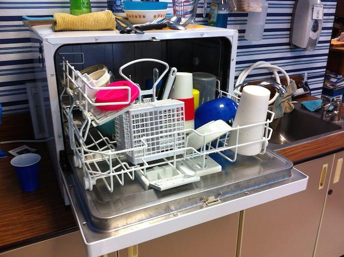 Como hacer detergente casero para el lavavajillas