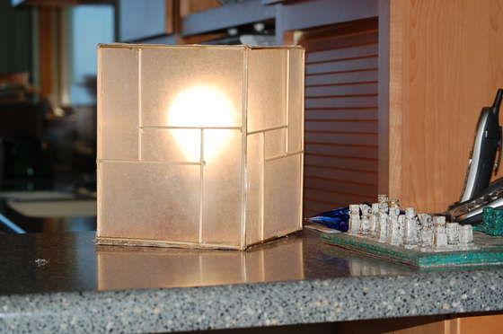 26 lámparas reciclando o reusando desechos