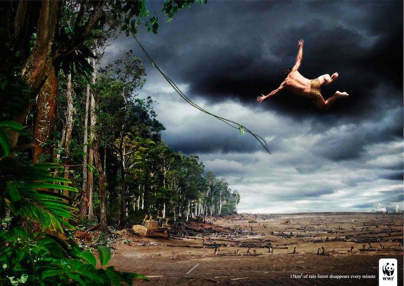 tarzan se queda sin selva