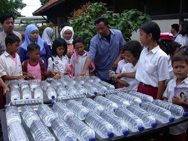 El método más barato y eficaz para desinfectar el agua
