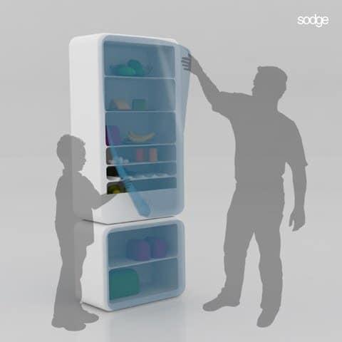 Sodge frigorifico