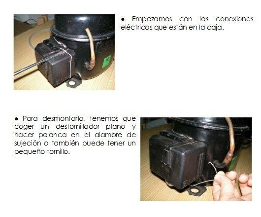 Construcción de compresor casero instrucciones 1