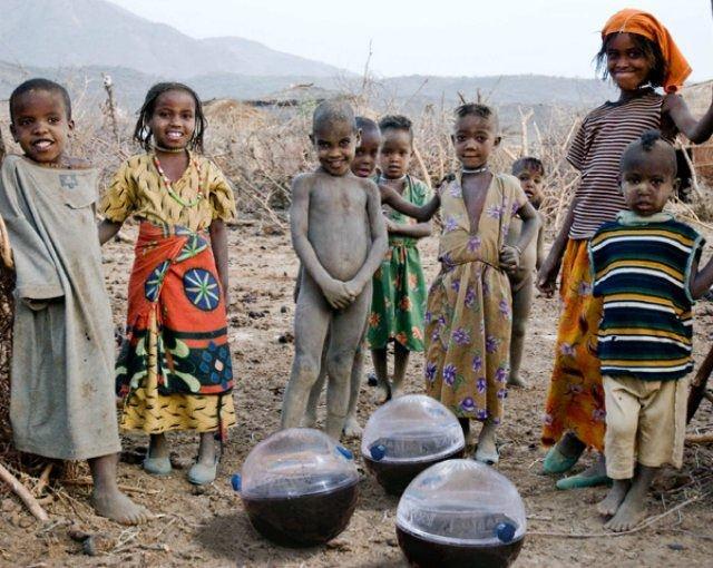 Solarball africa