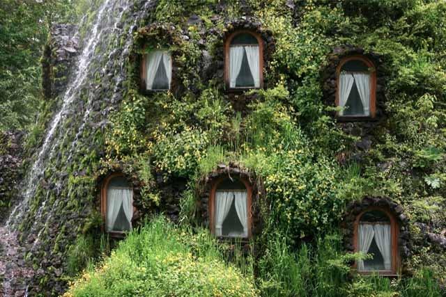 Hotel reserva biológica Montaña Mágica