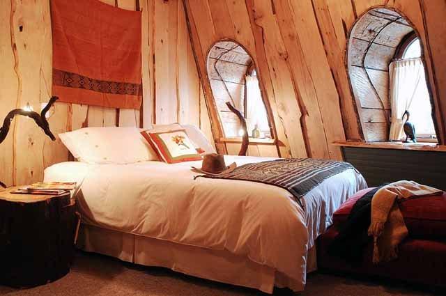 Hotel reserva biológica Chile