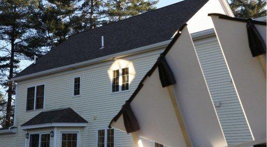 Heliostato SunFlower Casa. Como orientar la luz solar