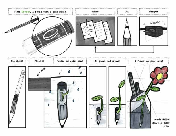 Diseño sprout