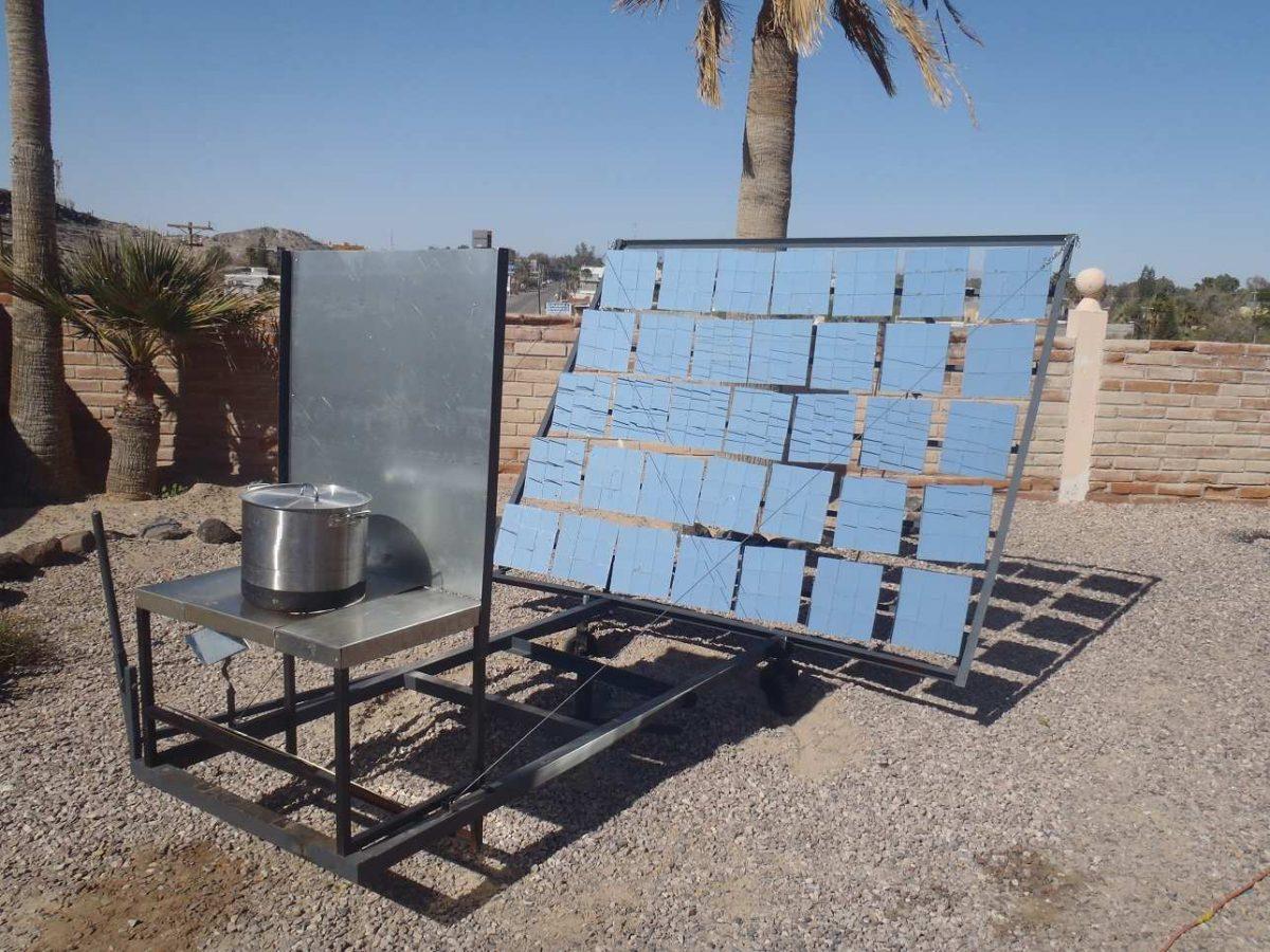 Phaeton cocina solar