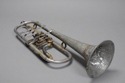 Trompeta reciclada