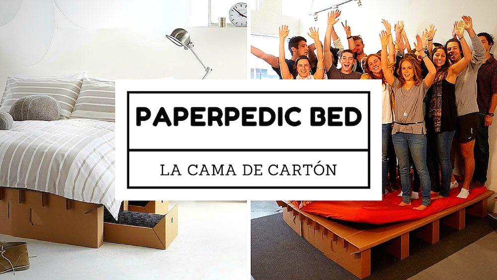 Paperpedic Bed