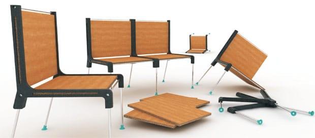 Plate system aprovecha laminas de madera para hacer - Laminas de madera para pared ...