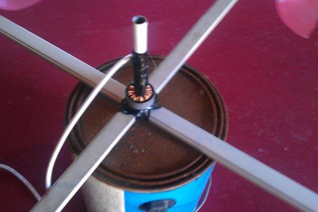 Como Hacer Una Turbina E 243 Lica Casera Ecoinventos Com