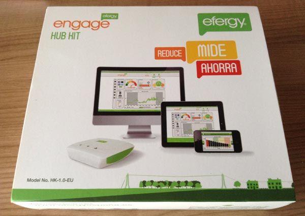 caja medidor de consumo electrico