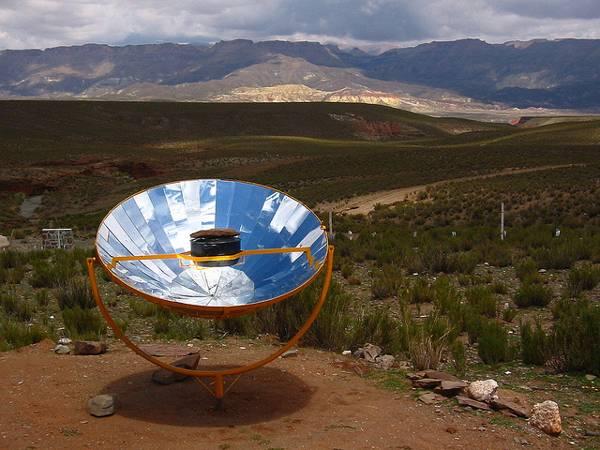 cocina solar