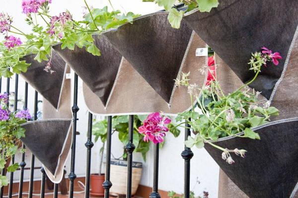 Jardineras para huerto en casa textiles taringa for Jardines pequenos horizontales