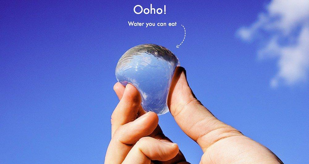 Ooho-agua-que-puedes-beber