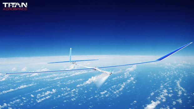 solara 50 dron solar
