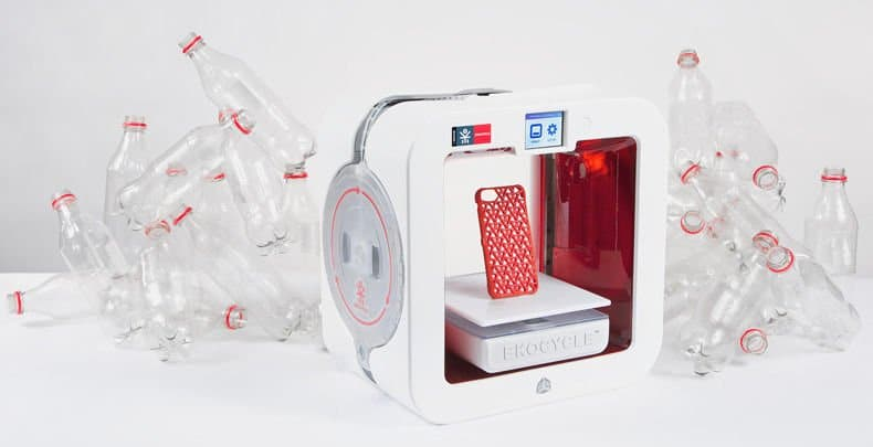 EKOCYCLE™ Cube® 3D Printer 1