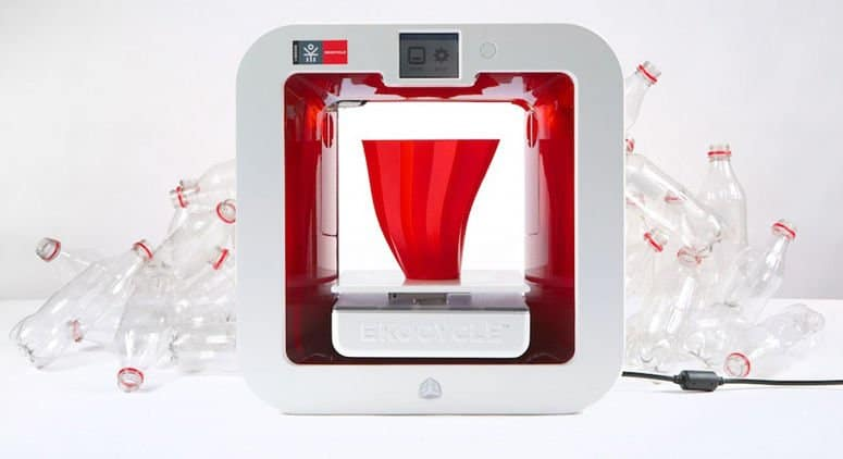 EKOCYCLE™ Cube® 3D Printer 2