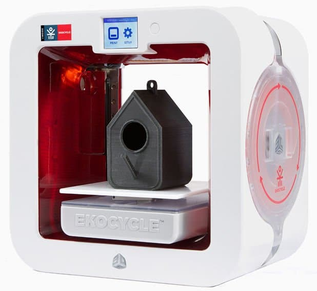 EKOCYCLE™ Cube® 3D Printer 3
