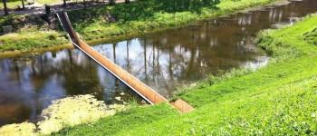 El Puente de Moisés en Holanda