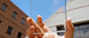 Paneles solares transparentes para generar energía limpia