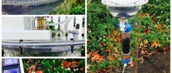 Joven australiana inventa dispositivo que produce energía y agua limpia con el sol