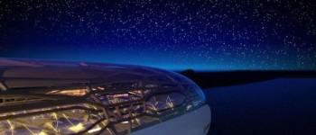 Airbus revela el diseño increíble para un avión transparente