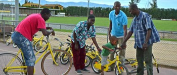 Bicicletas para los más necesitados