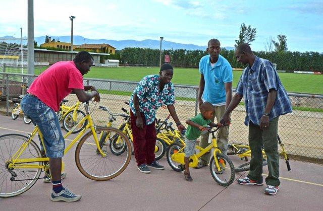 Bicicletas Sin Fronteras1