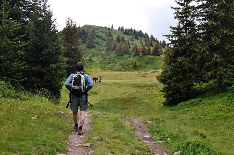 beneficios de caminar una hora todos los dias