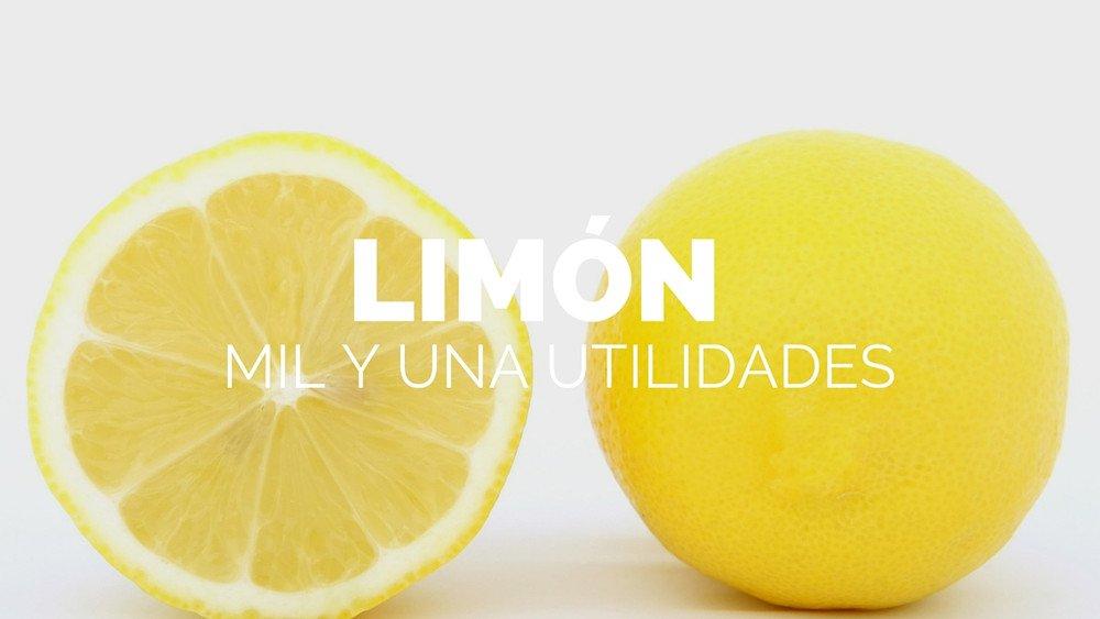 Limón. Mil y una utilidades