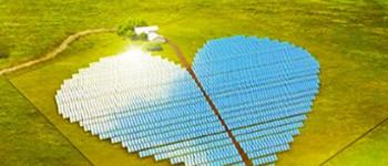 La planta solar fotovoltaica más hermosa del mundo