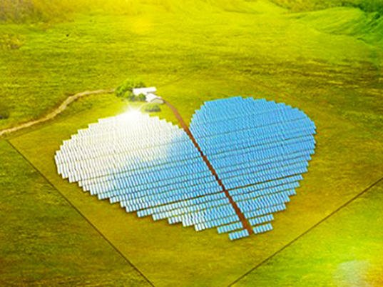la planta solar mas bella del mundo