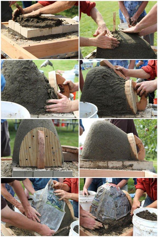 Haz un horno de le a casero taringa - Como fabricar horno de lena ...