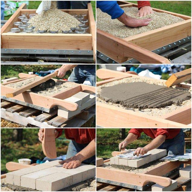 Excelente Como Construir Una Chimenea Paso A Paso #1: Horno-de-le%C3%B1a-Paso-2-Hacer-una-base-port%C3%A1til-con-aislamiento-.jpg