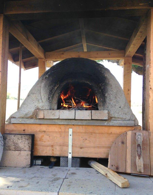 C mo construir un horno de le a paso a paso for Como construir un horno