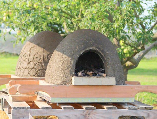 C mo construir un horno de le a paso a paso - Horno de lena con hornilla ...
