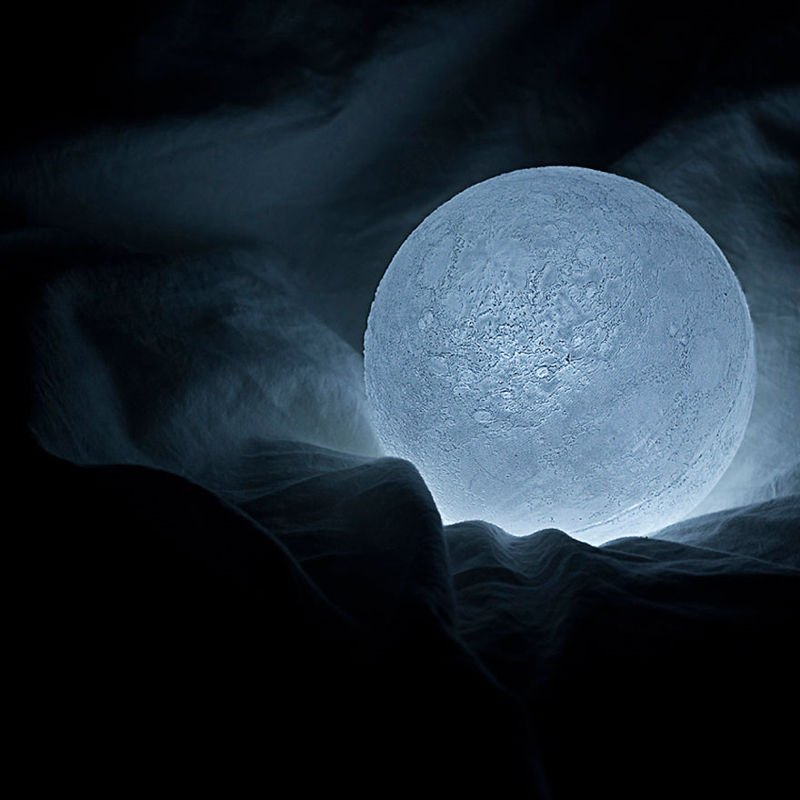 lampara luna led 2