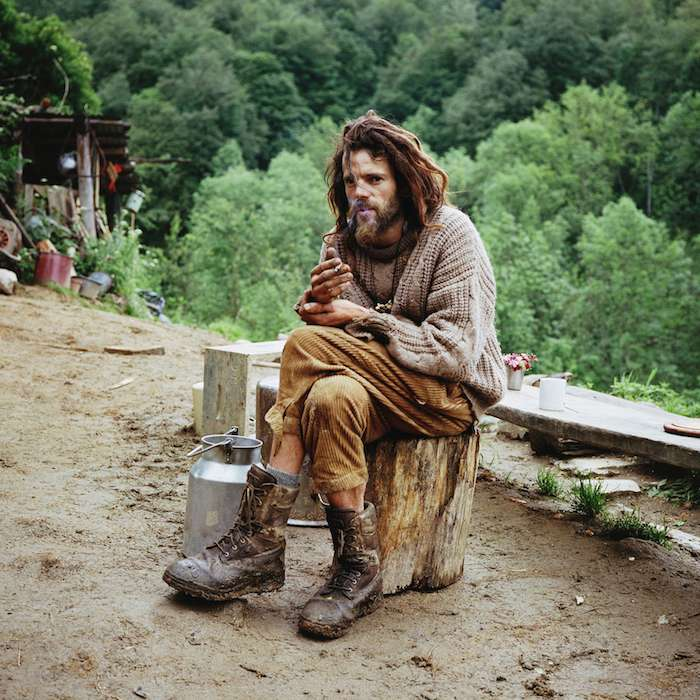 Antoine Bruy – Scrublands - Vincent - Pirineos - 2012