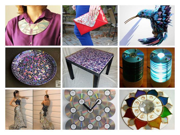 25 ideas para reciclar tus viejos cds - Cosas para hacer en casa ...