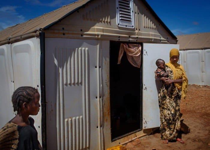 Refugios para desastres 1