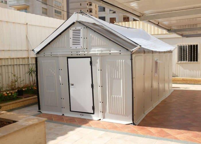Refugios para desastres 2