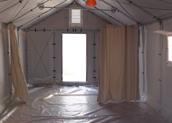 Refugios para desastres 4