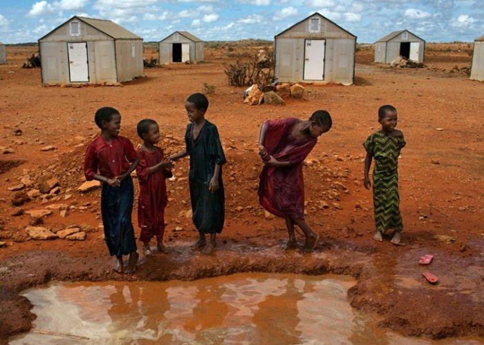 Refugios para desastres 5