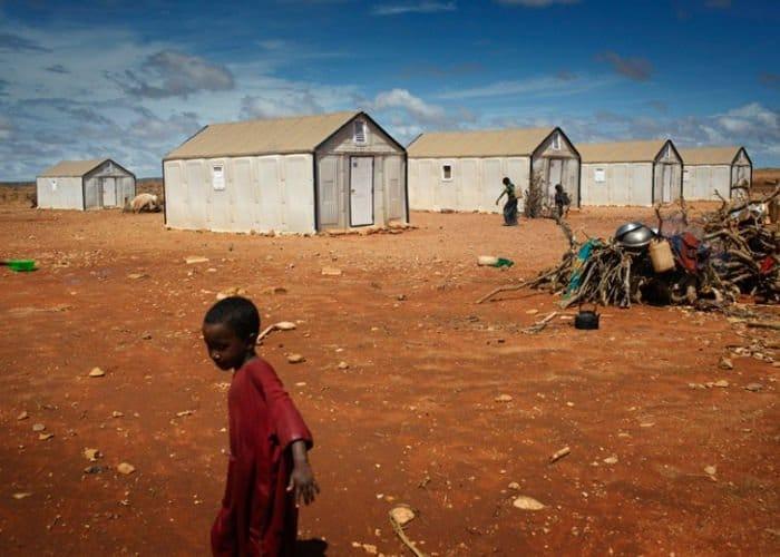 Refugios para desastres