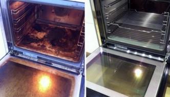 Cómo limpiar el horno sin productos químicos tóxicos